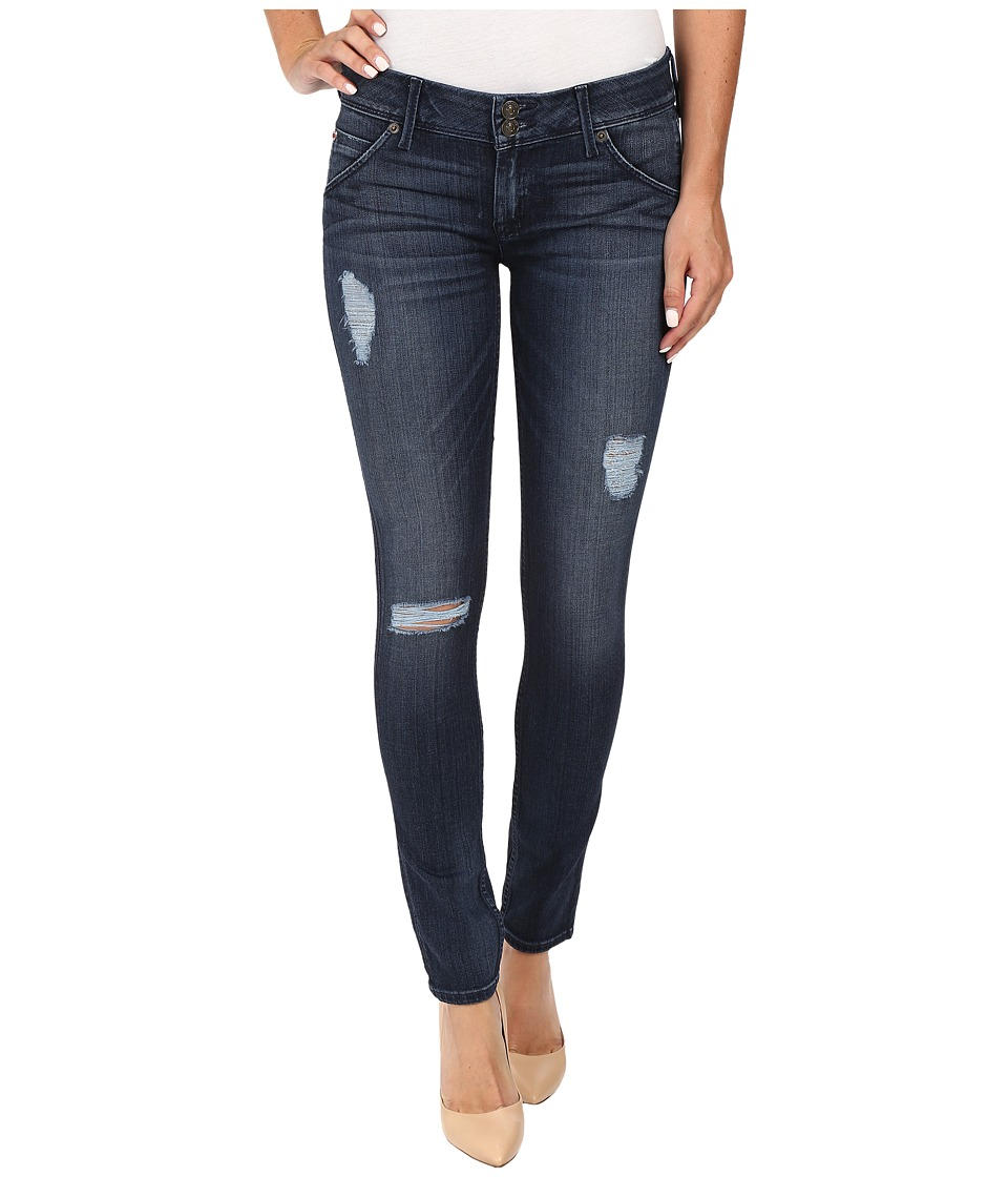 Hudson - Collin Skinny in Anchor Light 2 (Anchor Light 2) Women's Jeans