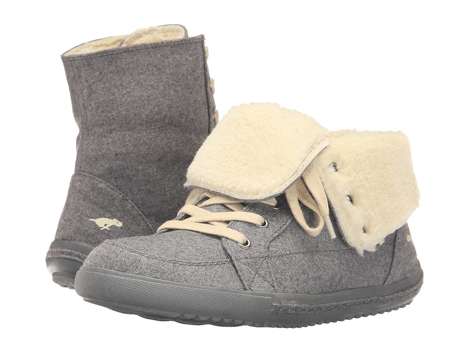 Rocket Dog - Penwell (Grey Heather) Women's Lace-up Boots