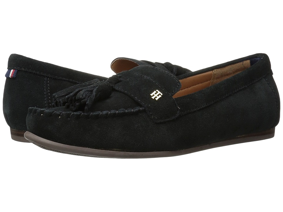 Tommy Hilfiger - Finis (Black) Women's Shoes