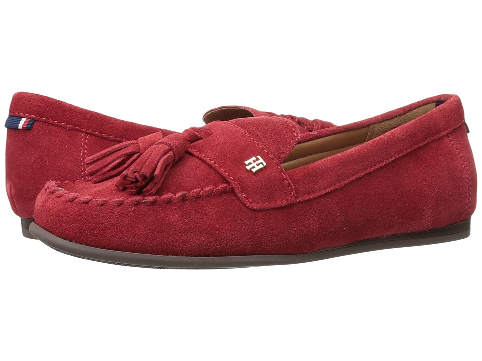 Tommy Hilfiger - Finis (Bright Red) Women's Shoes