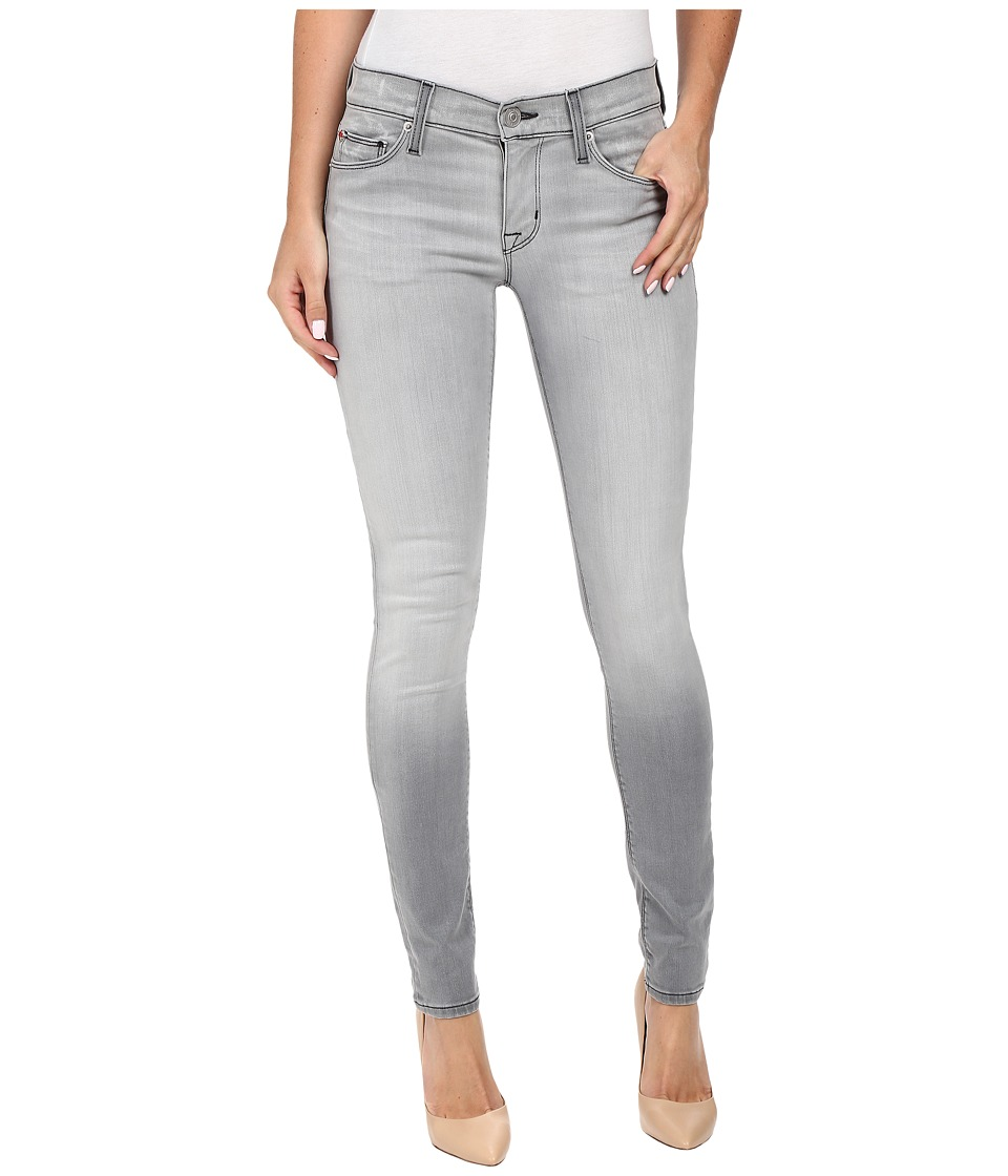 Hudson - Krista Super Skinny Grey Wash in Bitter End (Bitter End) Women's Jeans
