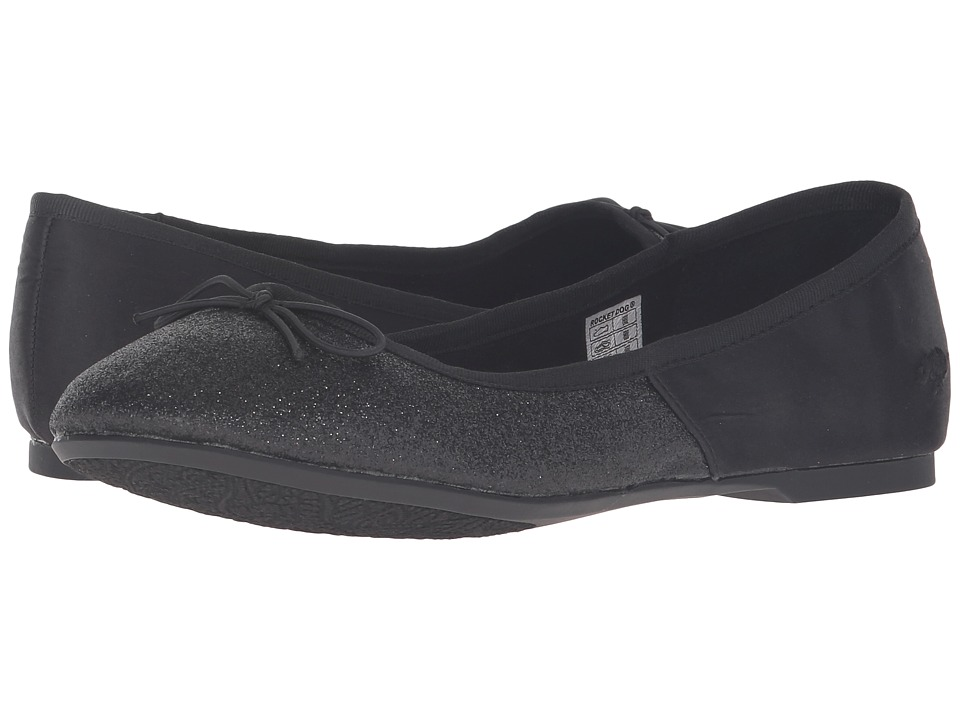 Rocket Dog - Trinidad (Black Sugar Glitter) Women's Slip on Shoes