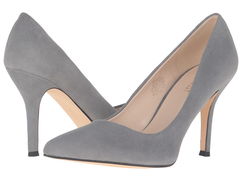Nine West - Flax (Grey Suede) High Heels
