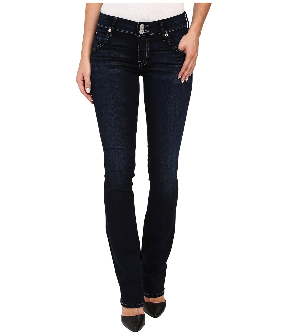 Hudson - Beth Mid-Rise Baby Boot in Night Vision (Night Vision) Women's Jeans
