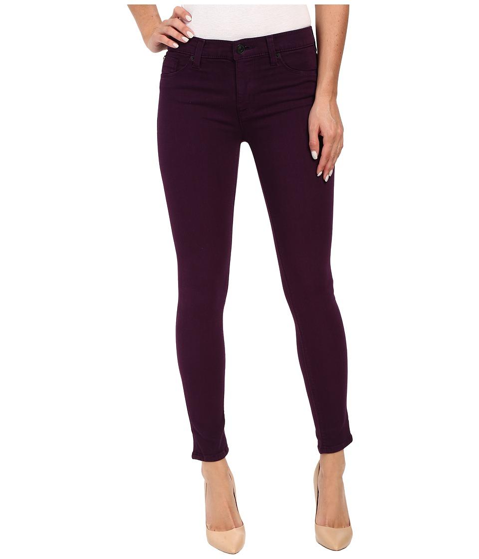 Hudson - Nico Mid-Rise Ankle Skinny in Rhubarb (Rhubarb) Women's Jeans
