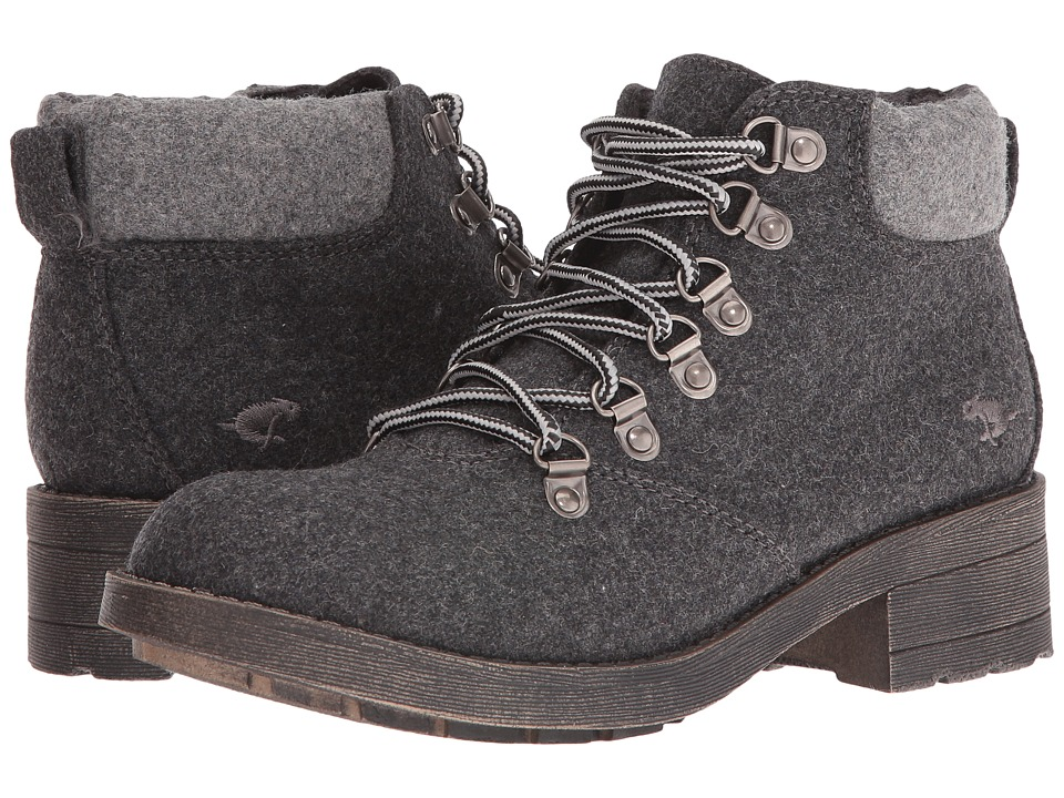 Rocket Dog - Timber (Grey Joshua) Women's Lace-up Boots