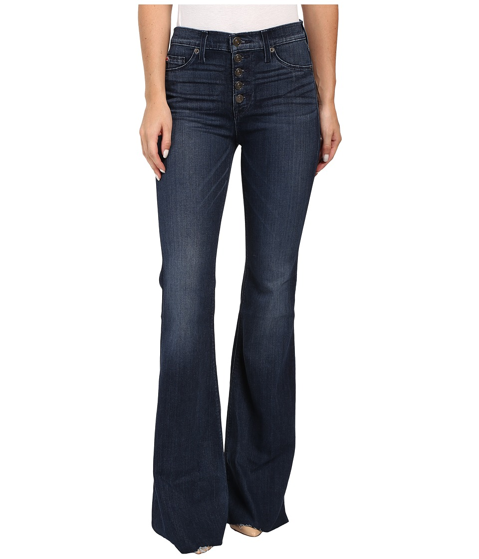 Hudson - Jodi High Waist Flare in Anchor Light (Anchor Light) Women's Jeans