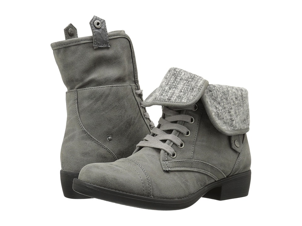 Rocket Dog - Taylor (Grey Heirloom) Women's Lace-up Boots