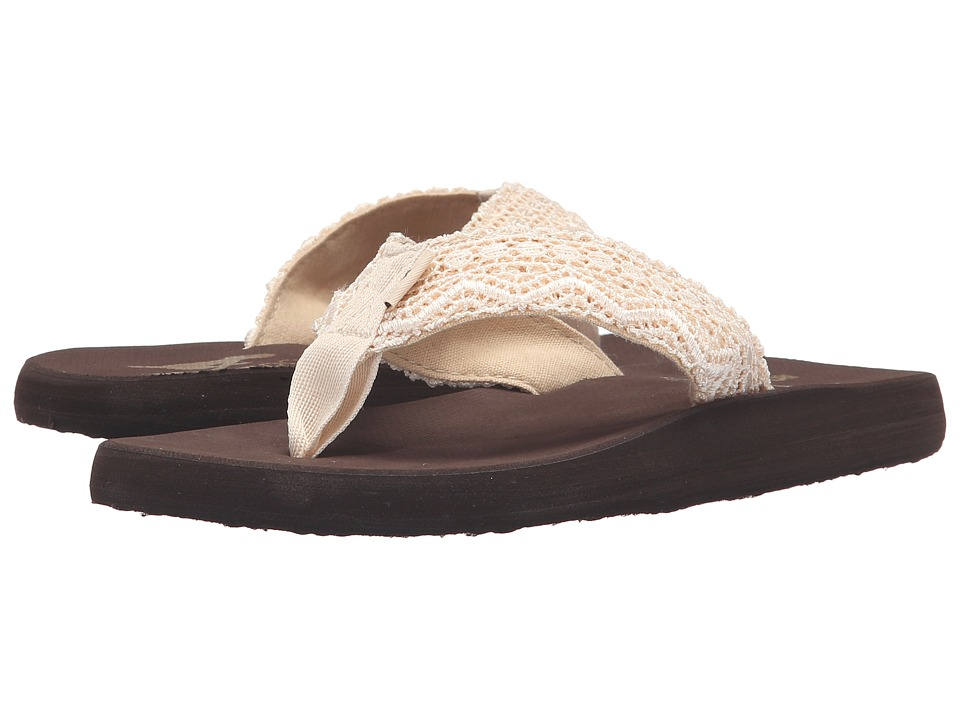 Rocket Dog - Nina (Natural Lima Crochet) Women's Sandals