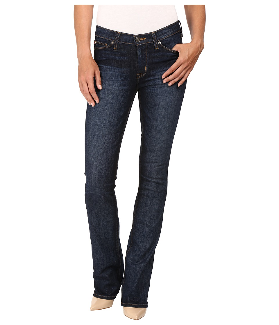 Hudson - Love Mid-Rise Five-Pocket Bootcut in Civilian (Civilian) Women's Jeans