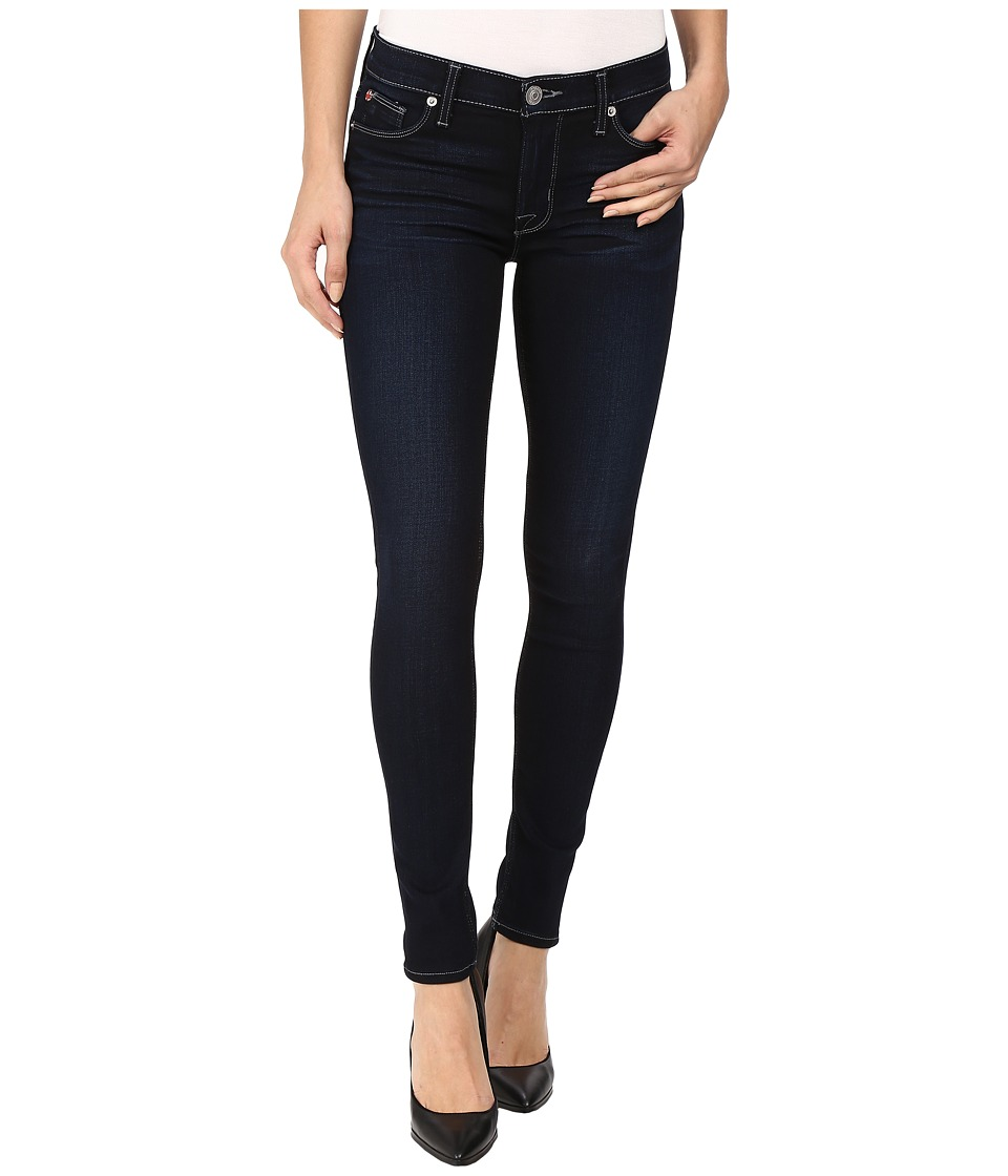 Hudson - Nico Mid-Rise Skinny in Night Vision (Night Vision) Women's Jeans
