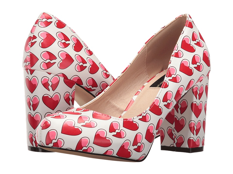 LFL by Lust For Life - Paige (Pink Heartbreak) High Heels