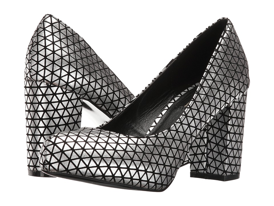LFL by Lust For Life - Paige (Silver) High Heels