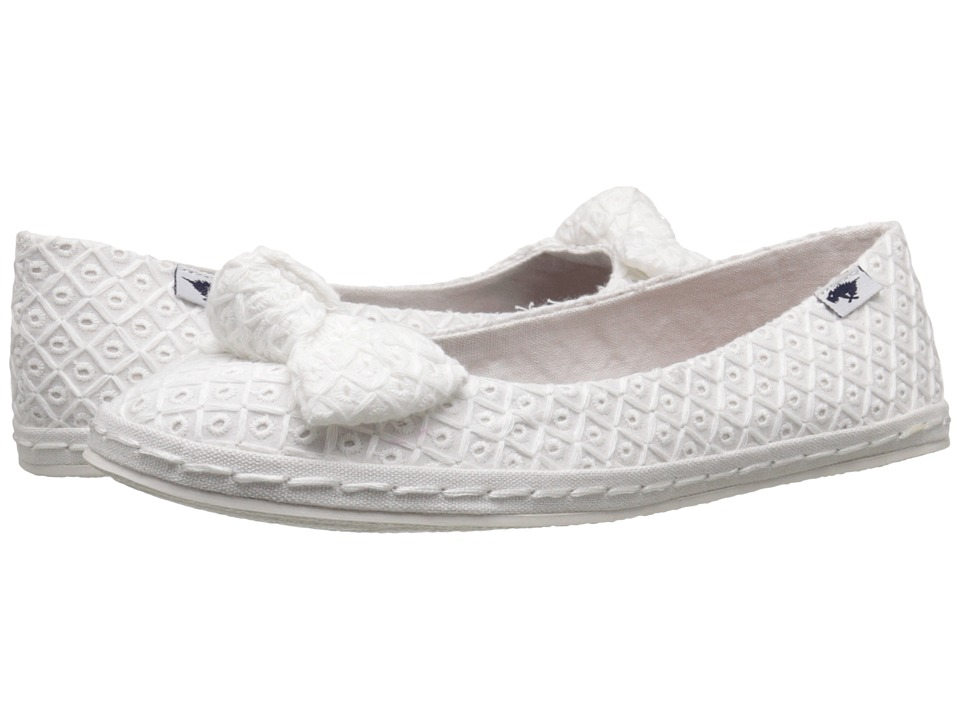 Rocket Dog - Whisk (White Kingsley) Women's Slip on Shoes