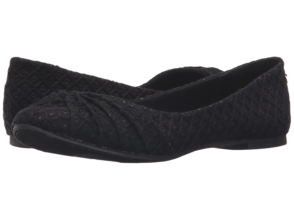 Rocket Dog - Myrna (Black Kingsley) Women's Slip on Shoes