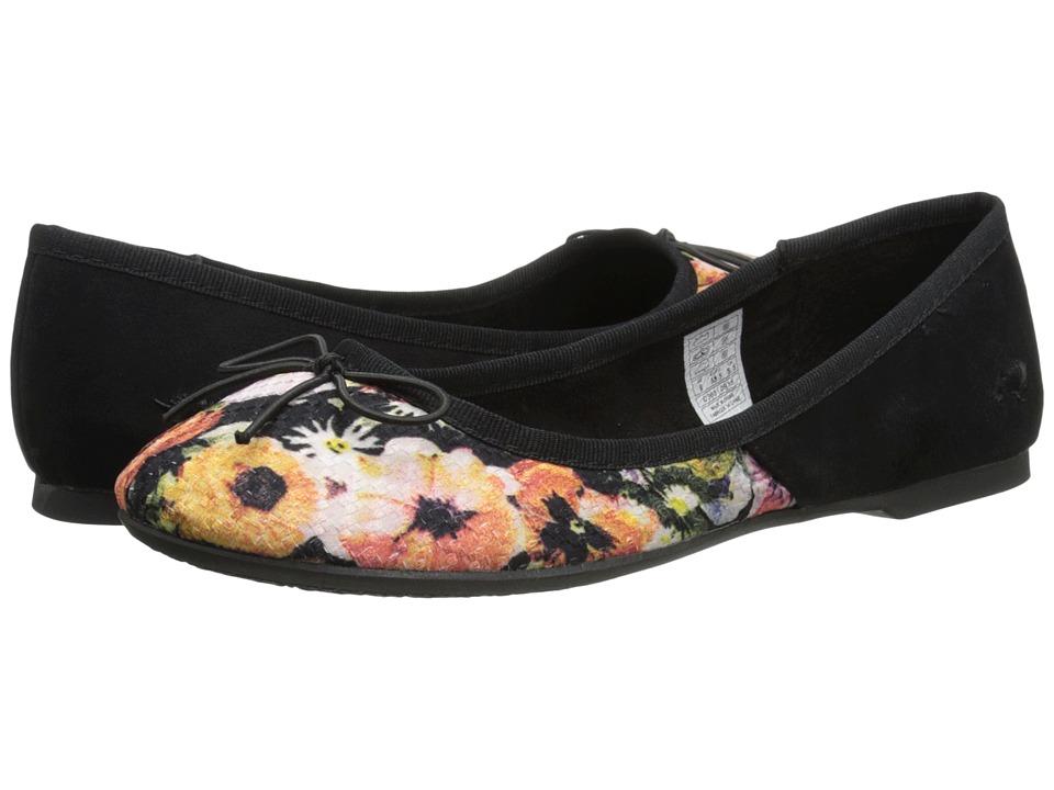 Rocket Dog - Trinidad (Black Love Story) Women's Slip on Shoes
