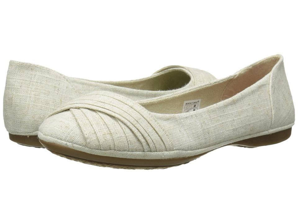 Rocket Dog - Raylan (Natural San Clemente) Women's Slip on Shoes