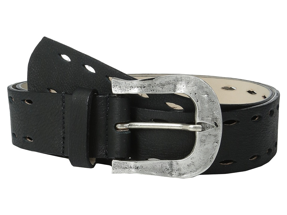 Leatherock - 1618 (Lamber Black) Women's Belts