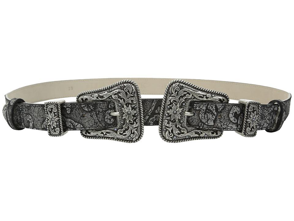 Leatherock - 1689 (Narci Black) Women's Belts