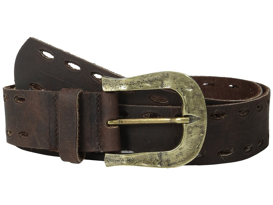 Leatherock - 1618 (Kodiak Balck Walnut) Women's Belts