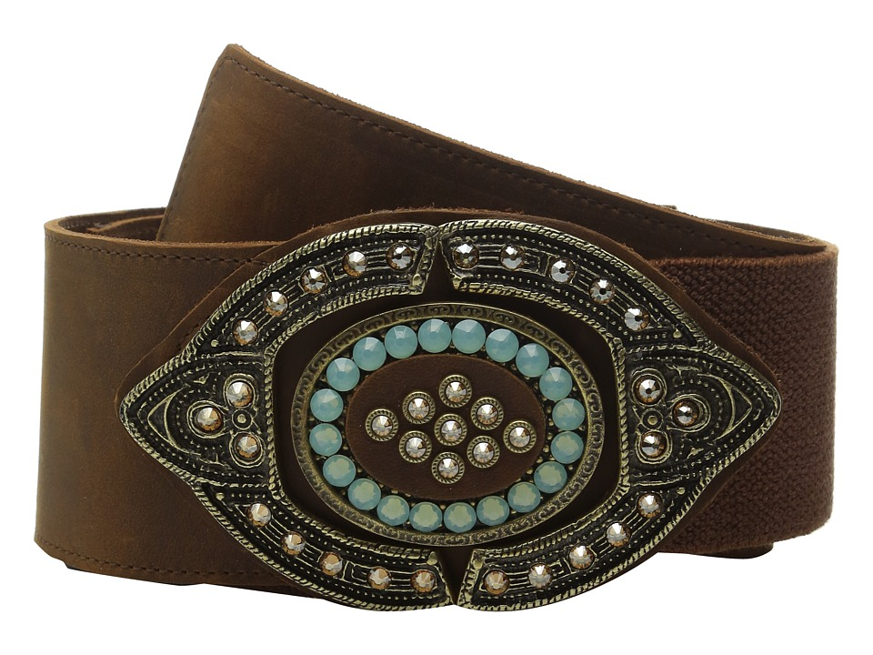 Leatherock - 1711 (Grizzly Bark) Women's Belts