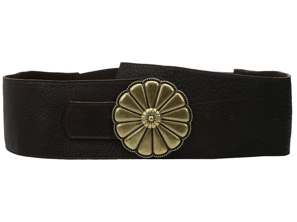 Leatherock - 1710 (Bullhide Espresso) Women's Belts