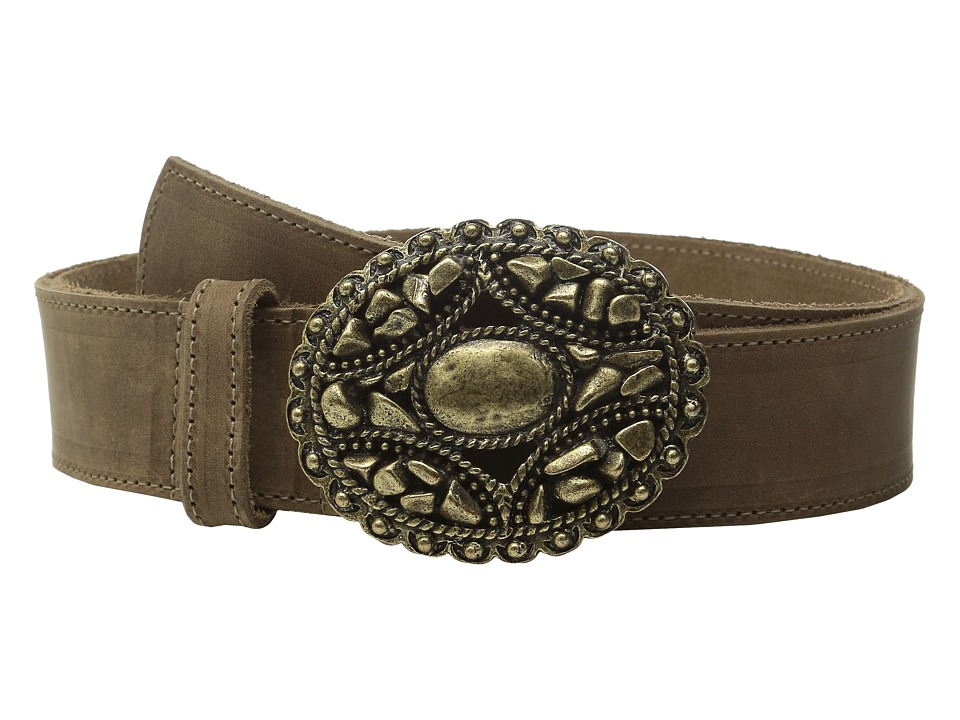 Leatherock - 1647 (Rough Brown) Women's Belts