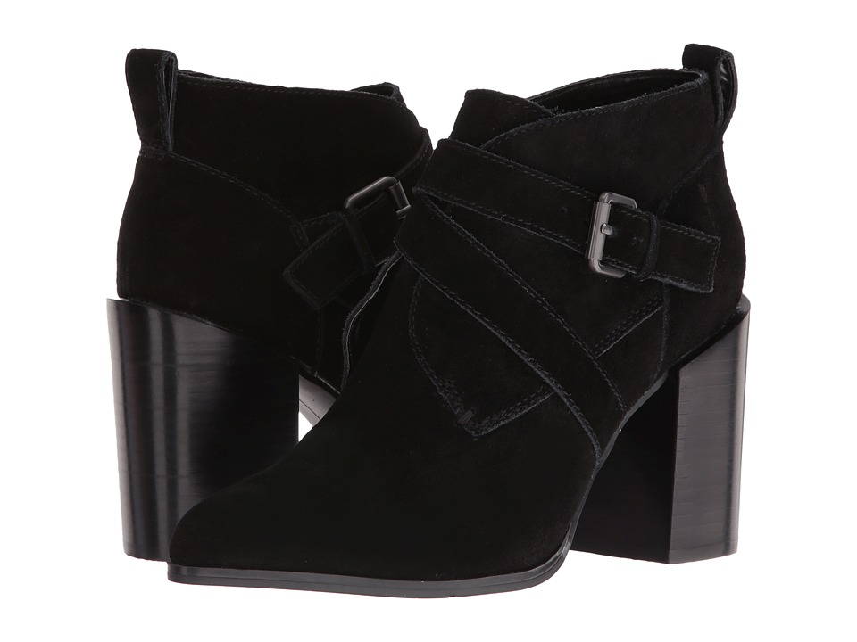 Nine West Kelela (Black Suede) Women