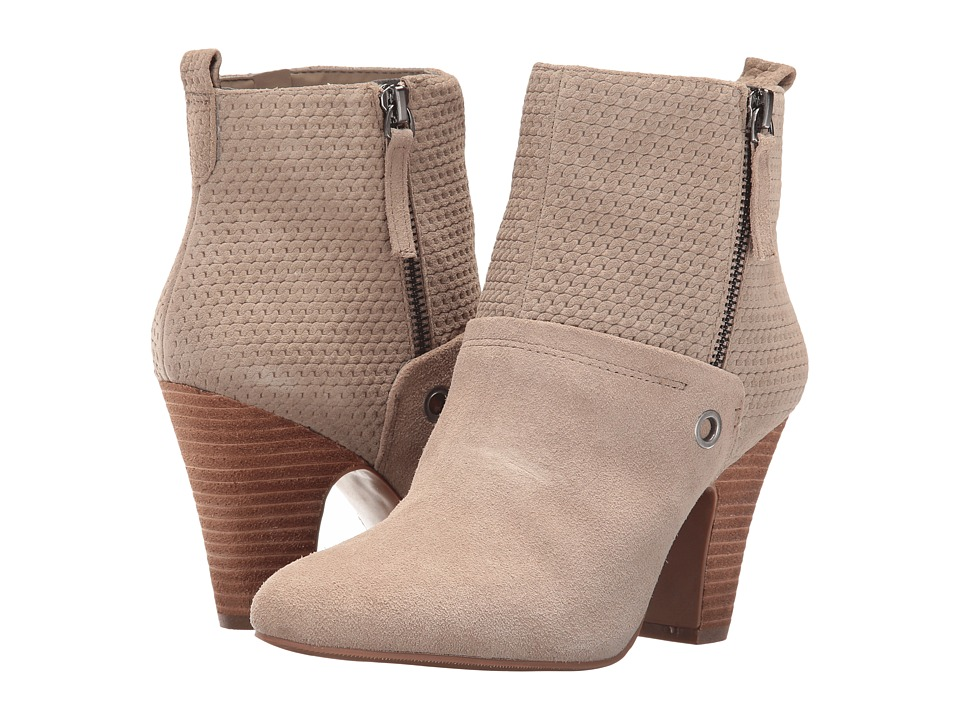 Nine West Gowithit (Taupe Suede) Women