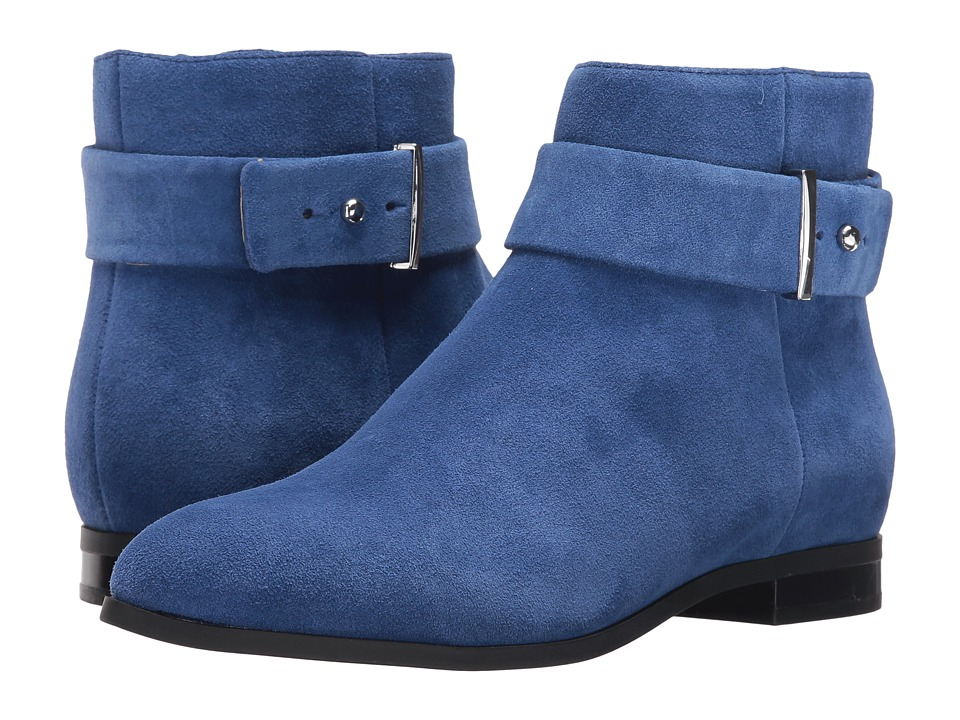 Nine West - Objective (Navy Suede) Women's Boots