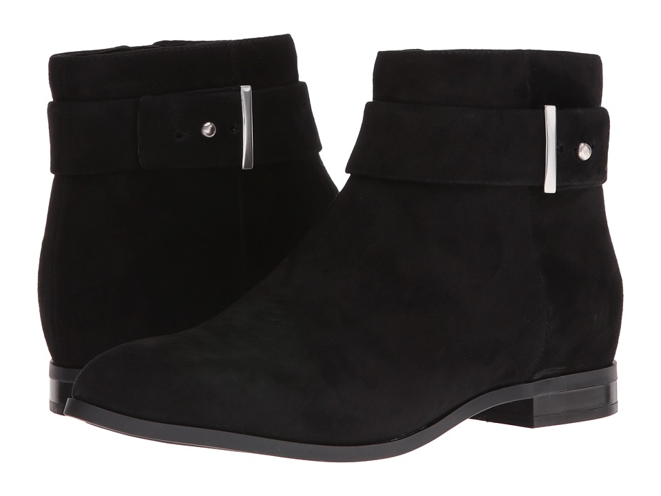Nine West - Objective (Black Suede) Women's Boots