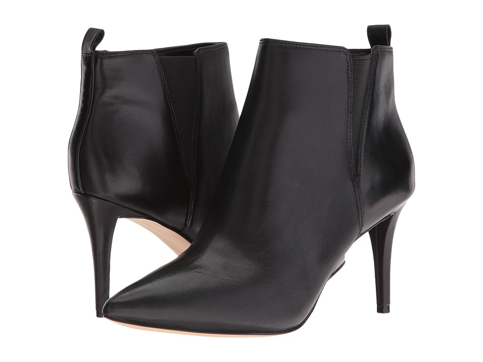 Nine West Paganeli (Black Leather) Women