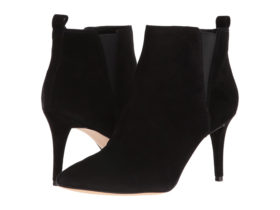 Nine West Paganeli (Black Suede) Women
