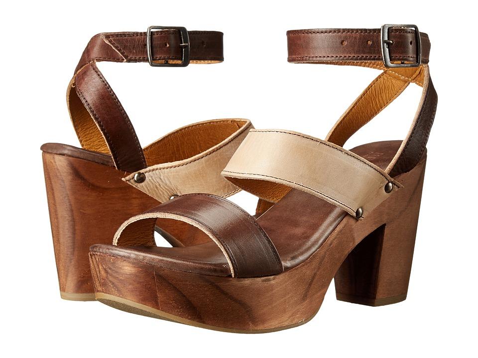 Bed Stu - Sophie (Teak Sand Brown Rustic) Women's Shoes