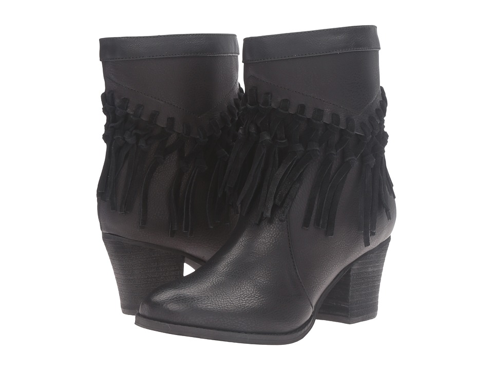 Sbicca - Kathrin (Black) Women's Boots