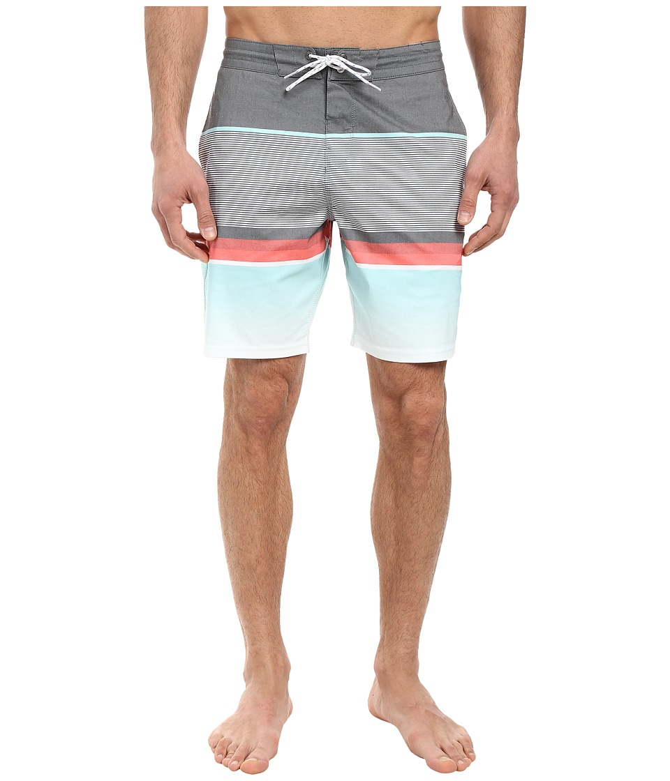 Billabong Spinner Lo Tides 19 Boardshorts (Charcoal) Men