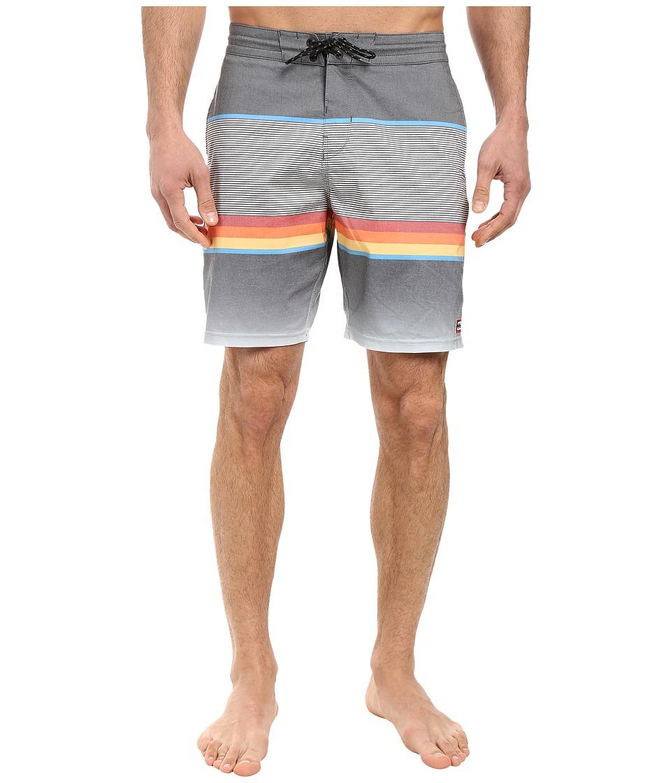 Billabong - Spinner Lo Tides 19 Boardshorts (Stealth) Men's Swimwear