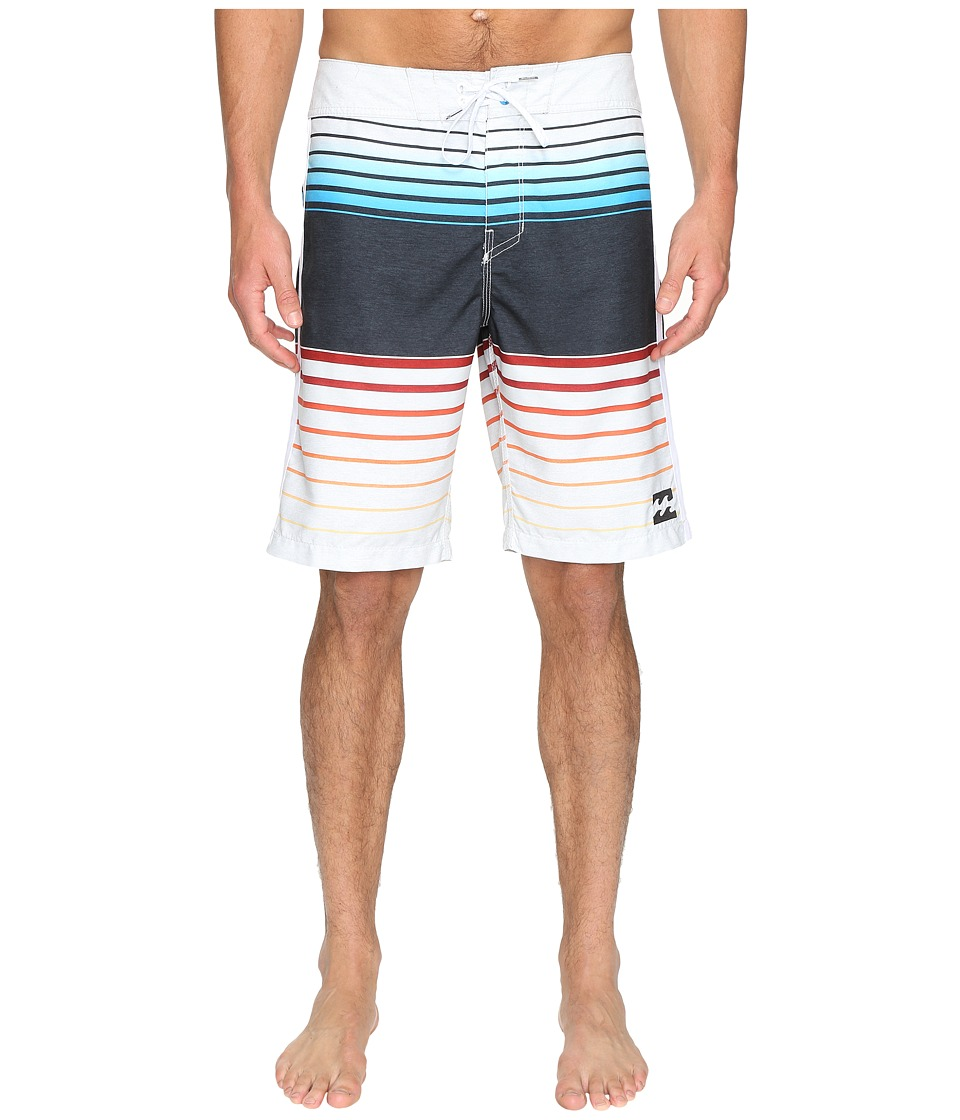 Billabong - All Day Faded 21 Boardshorts (Sand) Men's Swimwear