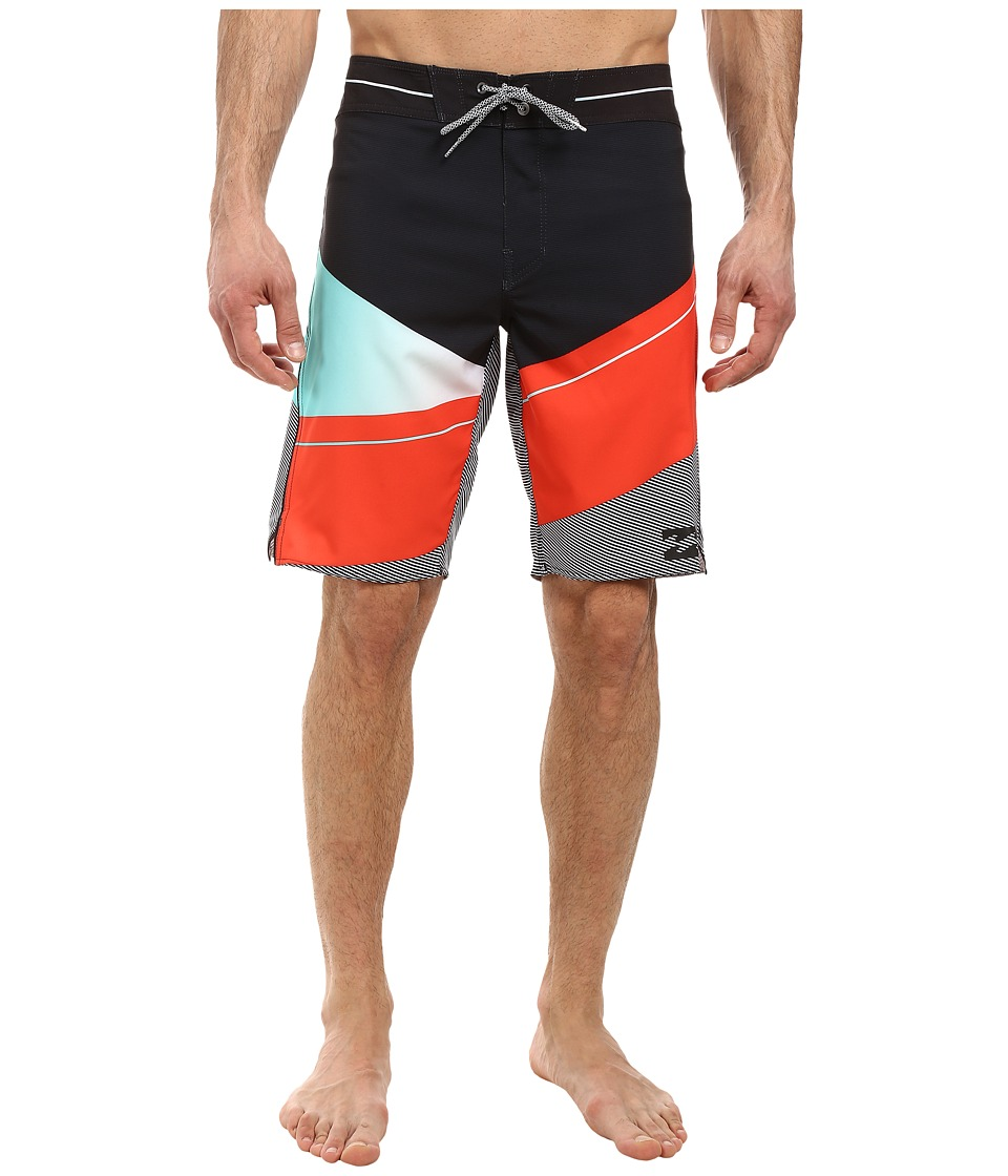 Billabong - Slice X 20 Boardshorts (Aqua) Men's Swimwear
