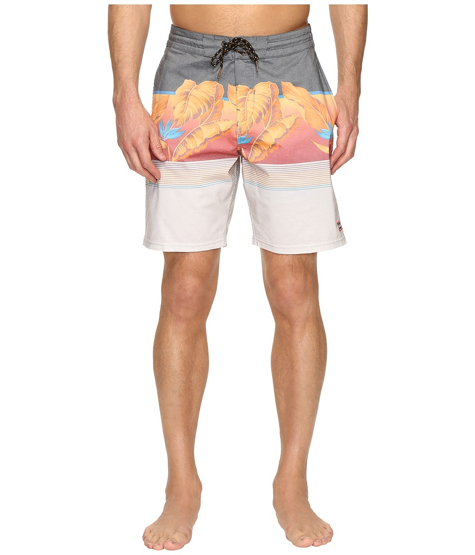 Billabong - Spinner Vice Lo Tides 19 Boardshorts (Sand) Men's Swimwear