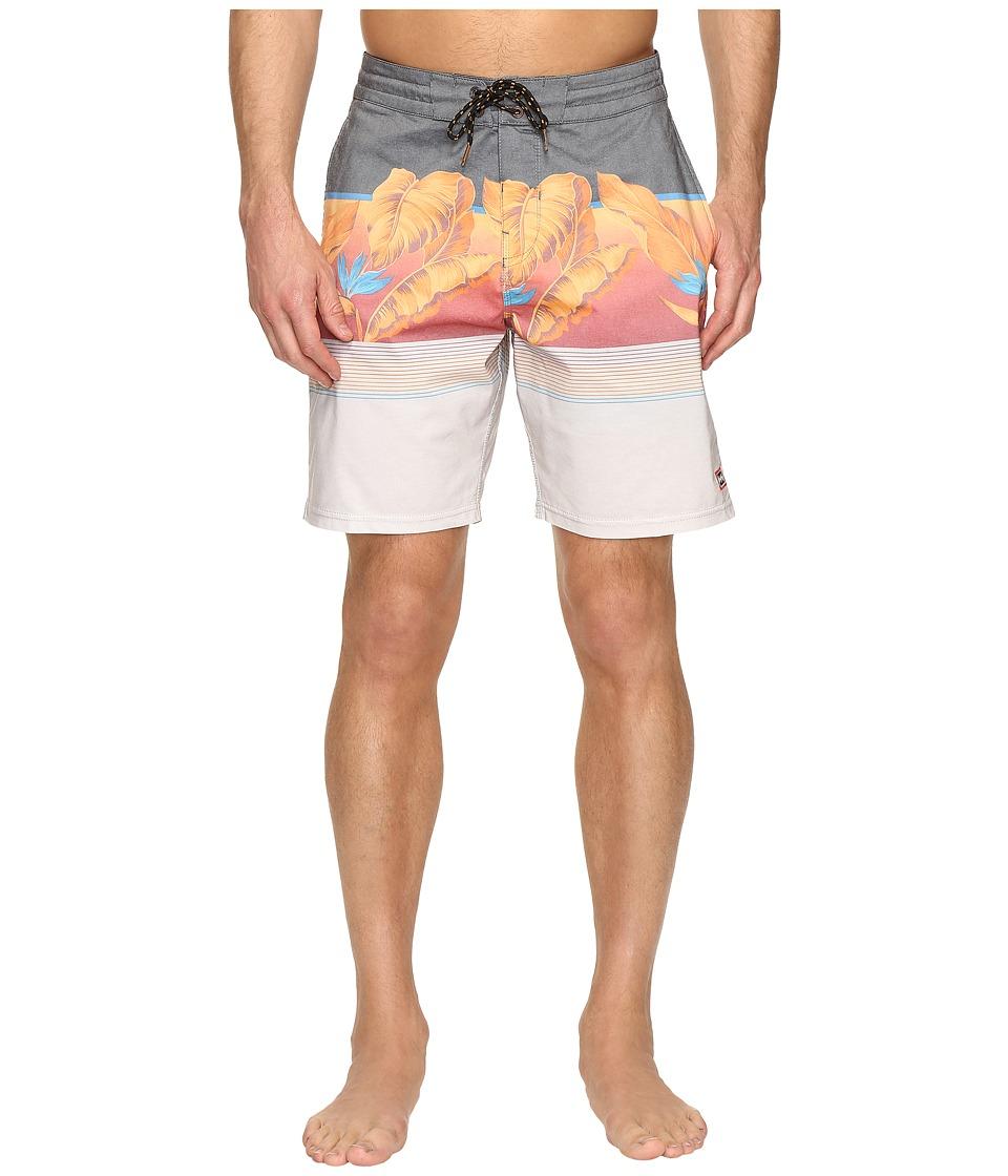 Billabong - Spinner Vice Lo Tides 19 Boardshorts (Sand) Men's Swimwear