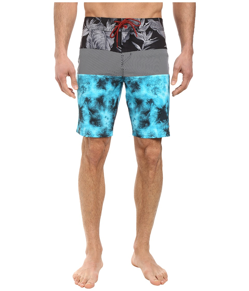 Billabong Tribong X Havana 19 Boardshorts (Aqua) Men