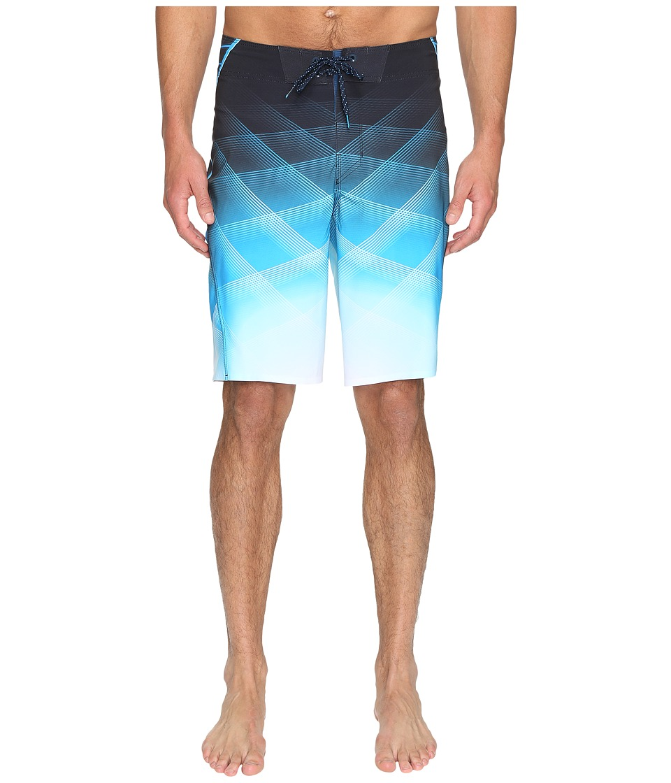 Billabong - Fluid X 21 Boardshorts (Electric Blue) Men's Swimwear