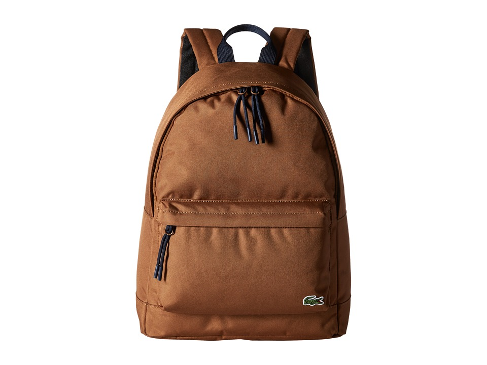 Lacoste Neocroc Backpack (Rubber) Backpack Bags