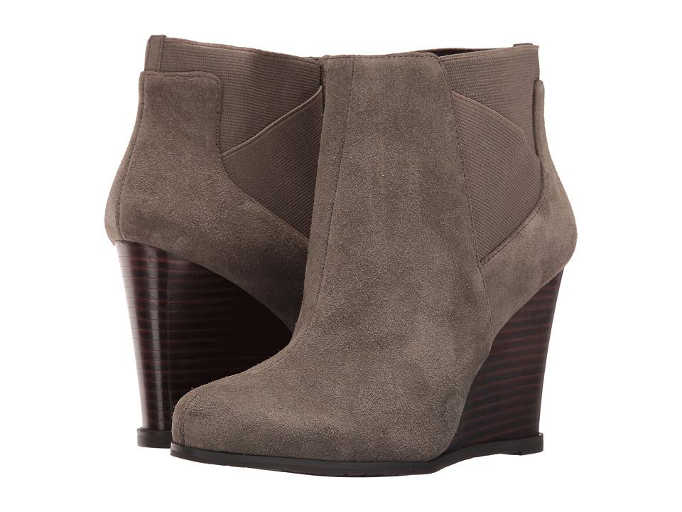 Tahari - Cora (Truffle Suede) Women's Shoes