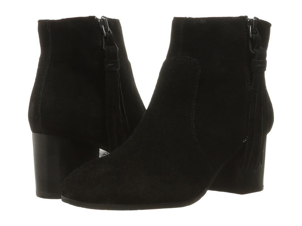 Tahari - Josie (Black Suede) Women's Shoes