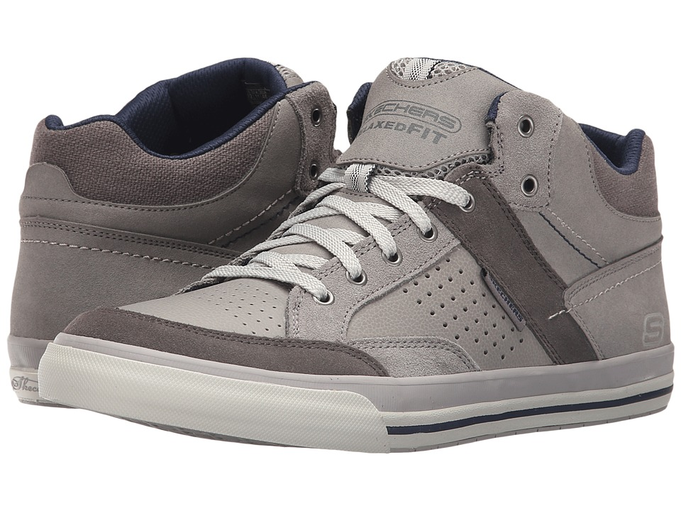 SKECHERS Relaxed Fit Diamondback Oduro (Grey) Men