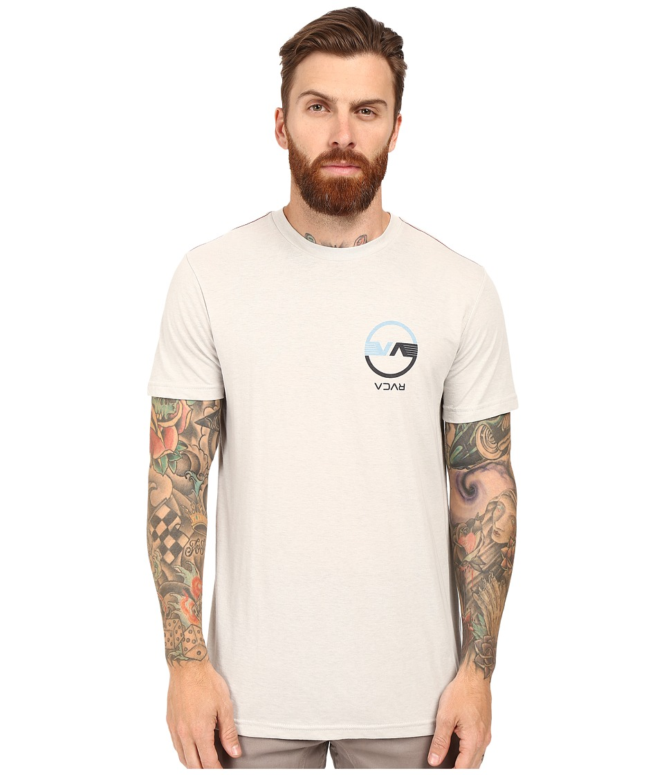 RVCA - VA Wings T-Shirt (Cool Grey) Men's T Shirt