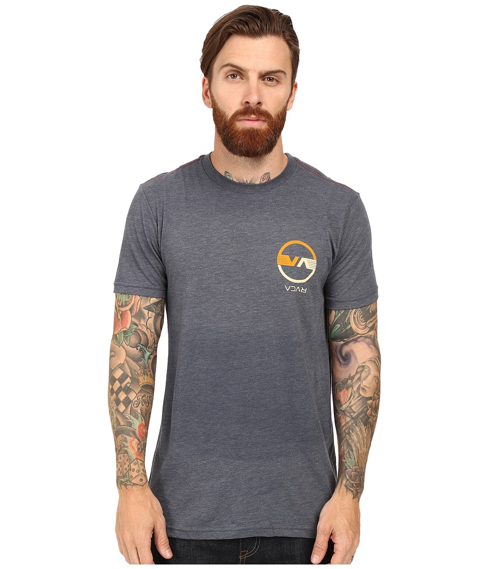 RVCA - VA Wings T-Shirt (Midnight) Men's T Shirt