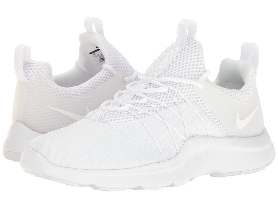 Nike - Darwin (White/White) Women's Running Shoes
